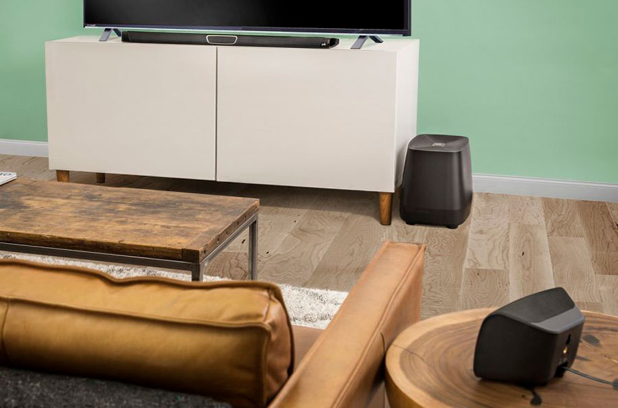 barra de sonido Polk MagniFi Max SR streaming