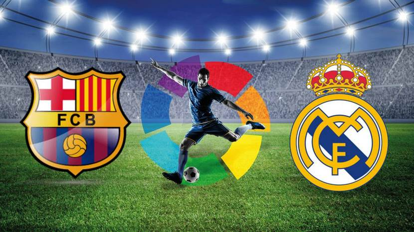 FC Barcelona vs Real Madrid (1)