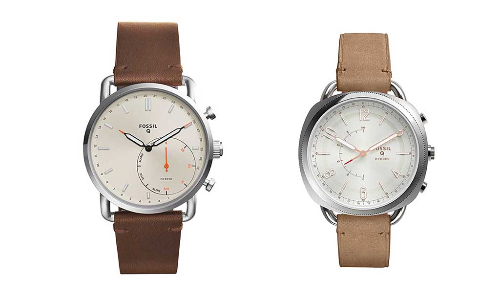 Concurso: Fossil Hybrid Watches 1