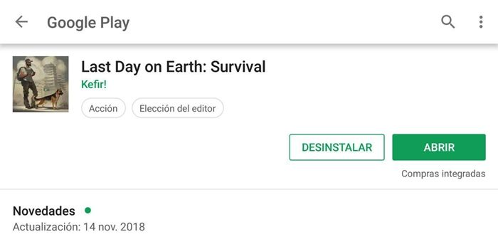 last day on earth google play