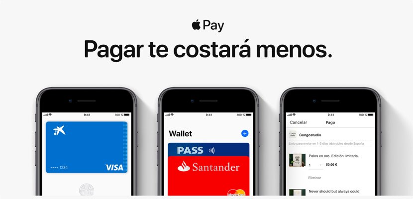 Configurando Apple Pay en iPhone X y Face ID