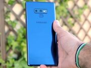 Samsung Galaxy Note 9 recibirá Android 9 en enero