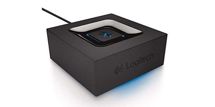 Logitech Bluebox, red bluetooth
