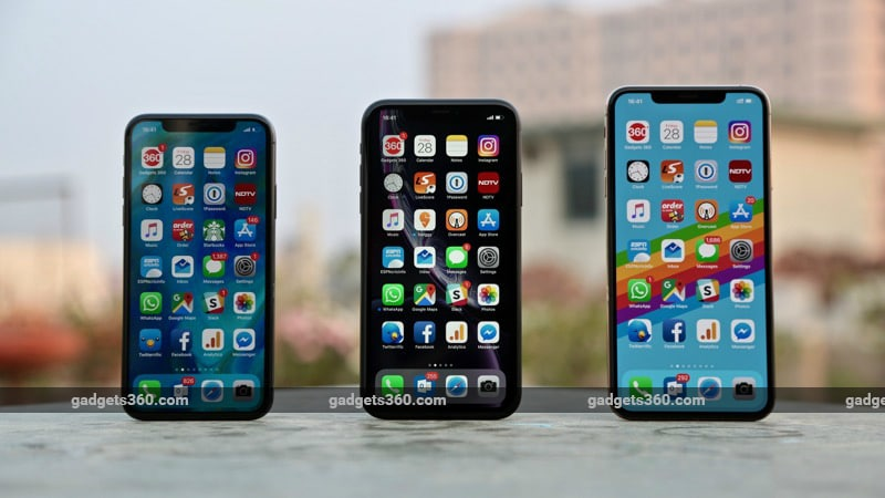 iPhone XS XR Todos iPhone XS