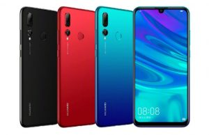 Huawei Enjoy 9S With Triple Rear Cameras, Kirin 710 SoC Launched;  Enjoy 9e, Tablet M5 Youth Edition Debut as Well