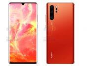 Huawei P30 Pro Alleged Renders Show 'Sunrise' Colour Variant, Reveal Absence of 3.5mm Headphone Jack