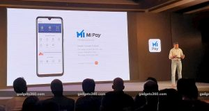 Mi Pay Launched in India, Xiaomi