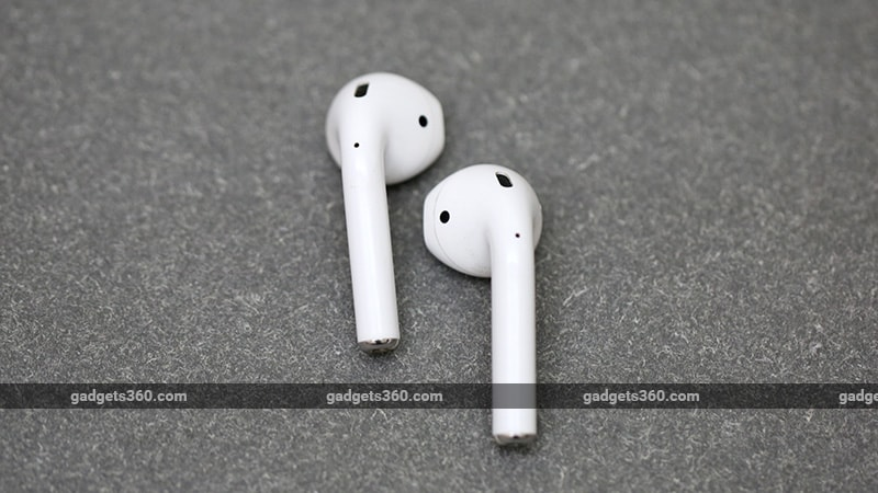 AirPods tanto ndtv AirPods