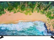 Samsung Super 6 Series NU6100 4K UHD Smart TVs Launched in India Starting at Rs. 41,990