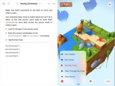 Swift Playgrounds 3.0