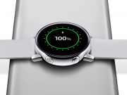 Carga inalámbrica del Galaxy Watch Active