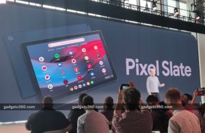 Google Pixel Slate Chrome OS Tablet With Detachable Keyboard Launched