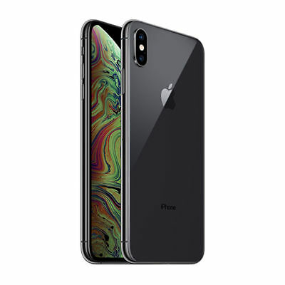 APPLE IPHONE XS MAX 64GB SPACE GRAY NERO VIDEO 4K DISPLAY GARANZIA 24 M. HD 6 .5
