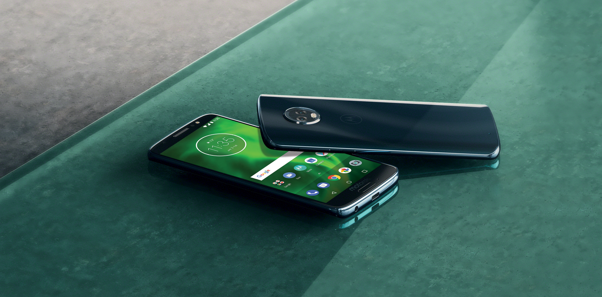Moto G6 y G6 Play se lanzan en la India 1