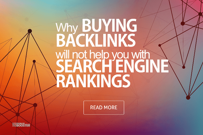 Por qué comprar Backlinks