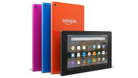 Amazon Fire HD 8 colores