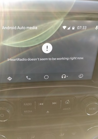 🥇 ▷ Android Auto dice: