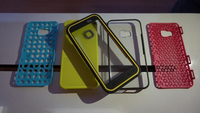 Fundas DotView para HTC One M9