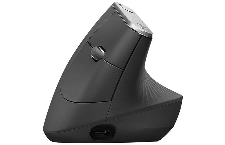 Logitech MX Vertical Advanced Ergonomic Mouse 2