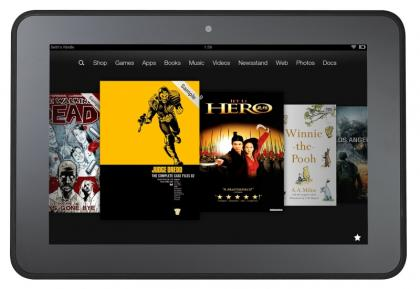 Amazon Kindle Fire HD 8.9 ""