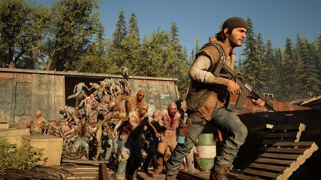 Days Gone 1.08 Update Patch Notes