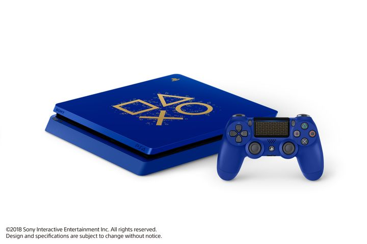 Sony anuncia edición limitada de PS4 Days of Play - foto # 2