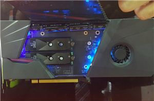 Intel X299 Goes Extreme, GIGABYTE X299G Xtreme Waterforce con 10G LAN, 16-Phase VRM 4