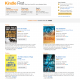 Amazon lanza Kindle Primer servicio de libros