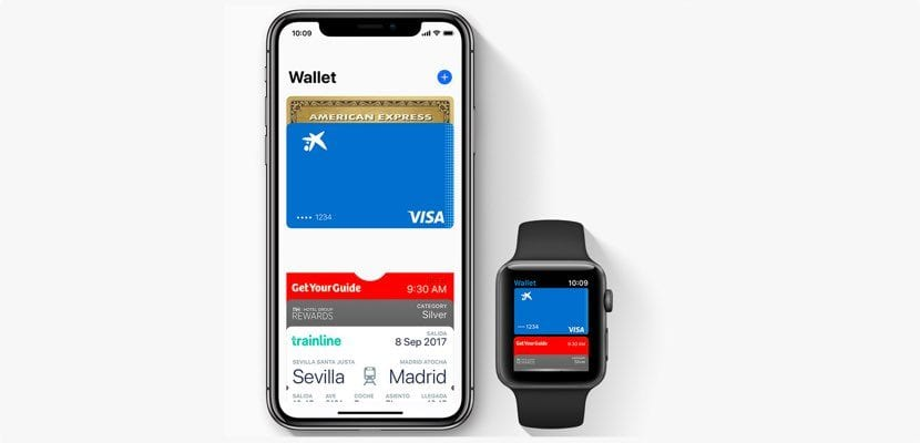 configurar Apple Pay en el iPhone X