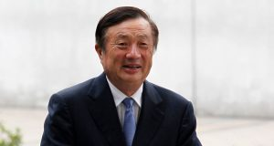 Huawei Founder Says US Restrictions Won