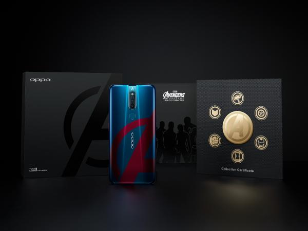 Oppo F11 Pro Marvel The Avengers Limited Edition