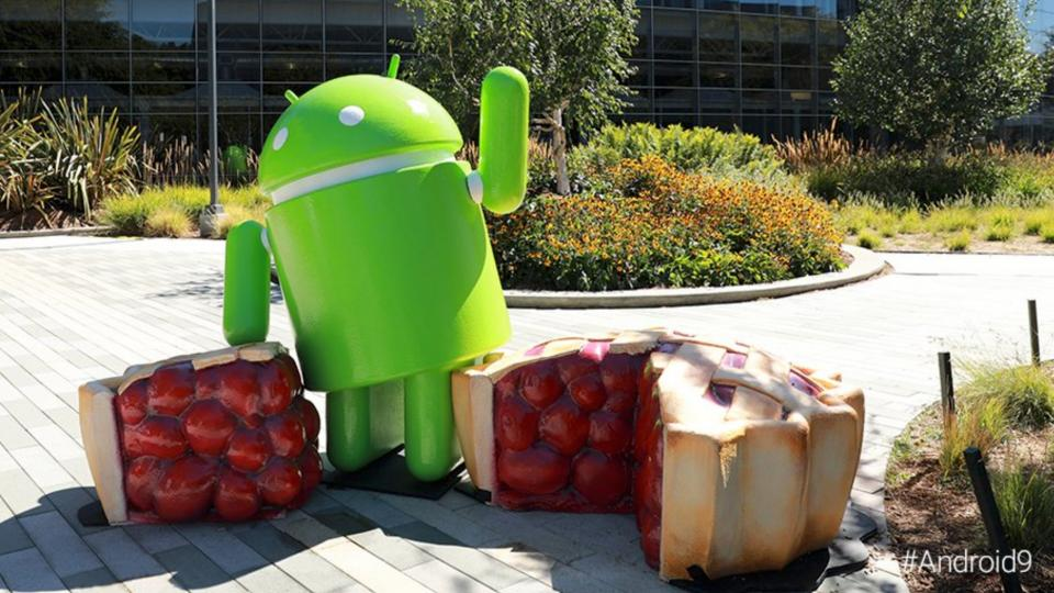 Android Pie 1