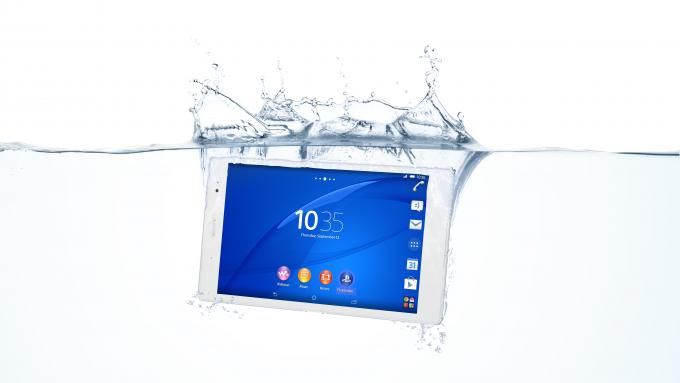 Sony Xperia Z3 Tablet Compact vs Google Nexus 7 - comparación de especificaciones 1