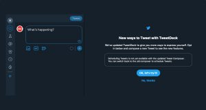 TweetDeck Gets a New Tweet Composer With Support for GIFs, Polls, Emoji, and More