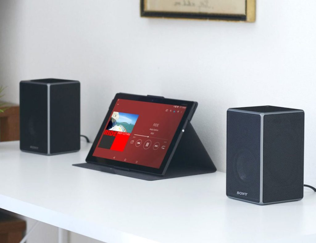 Altoparlante wireless all-in-one Sony SRS-ZR5