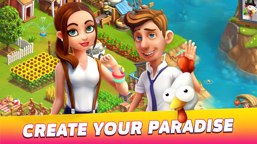 Funky Bay - Farm & Adventure juego