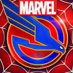 "marvel-strike-force-logo"" width=""150"" height=""150"" srcset=""https://www.todotech20.com/wp-content/uploads/2019/08/1565773295_958_Las-11-mejores-aplicaciones-y-juegos-de-superheacuteroes-para-Android.png 150w, https://freeappsforme.com/wp-content/uploads/2019/07/marvel-strike-force-logo-300x300.png 300w, https://freeappsforme.com/wp-content/uploads/2019/07/marvel-strike-force-logo-768x768.png 768w, https://freeappsforme.com/wp-content/uploads/2019/07/marvel-strike-force-logo-1024x1024.png 1024w, https://freeappsforme.com/wp-content/uploads/2019/07/marvel-strike-force-logo-788x788.png 788w, https://freeappsforme.com/wp-content/uploads/2019/07/marvel-strike-force-logo.png 180w"" sizes=""(max-width: 150px) 100vw, 150px""/></p> <p>MARVEL Strike Force – role-playing game in the universe of Marvel, in which you gather your team of superheroes to oppose… But not the villains! According to the story, the Earth was attacked from the outside, and now the superheroes and supervillains for a while will have to become allies and fight side by side with each other.</p> <p>Your squad can consist of Galactic Guardians – even the Groot, Loki, Venom, Elektra and many other Marvel universe residents. You need to fight back the threat – because the Earth is your shared home.</p> <p>Each character's abilities can be developed or enhanced with special items. Equip superheroes so that their powers become stronger.</p> <p><img class="