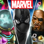 "marvel-puzzle-quest-logo"" width=""150"" height=""150"" srcset=""https://www.todotech20.com/wp-content/uploads/2019/08/1565773301_683_Las-11-mejores-aplicaciones-y-juegos-de-superheacuteroes-para-Android.png 150w, https://freeappsforme.com/wp-content/uploads/2019/07/marvel-puzzle-quest-logo-300x300.png 300w, https://freeappsforme.com/wp-content/uploads/2019/07/marvel-puzzle-quest-logo-768x768.png 768w, https://freeappsforme.com/wp-content/uploads/2019/07/marvel-puzzle-quest-logo-1024x1024.png 1024w, https://freeappsforme.com/wp-content/uploads/2019/07/marvel-puzzle-quest-logo-788x788.png 788w, https://freeappsforme.com/wp-content/uploads/2019/07/marvel-puzzle-quest-logo.png 180w"" sizes=""(max-width: 150px) 100vw, 150px""/></p> <p>In case you like puzzles and like to spend time at role-playing games, Marvel Puzzle Quest is worth considering as an option for the evening. This is the official Marvel game in which you will play the ""Three in a row"" puzzle game, but with the use of combat techniques.</p> <p>The game has a plot: according to the idea, the villain Norman Osborne begins to implement his plans. And to face him, it takes super villains and superheroes to join forces!</p> <p>Your team for the game consists of the legendary characters of the universe Marvel. You choose who you want to play. You are provided with more than 185 characters, each with its own characteristics and personality.</p> <p><img class="
