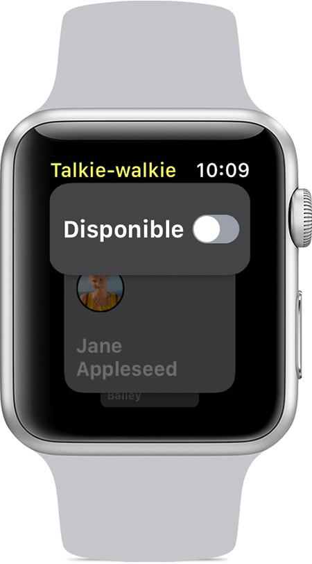 Apple Watch Walkie Talkie disponible Cómo usar el Walkie Talkie en su Apple Watch
