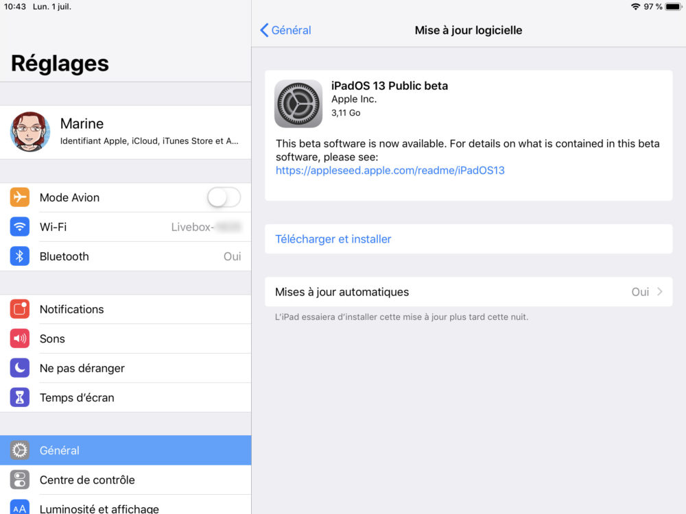 ipad maj beta ipados 1 Cómo descargar e instalar iOS 13 beta en tu iPhone
