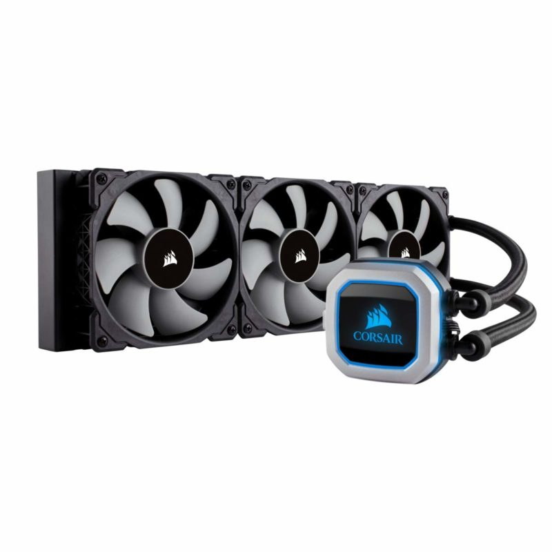"""Corsair Hydro Series H150i Pro """"class ="""" product-review-photo"""