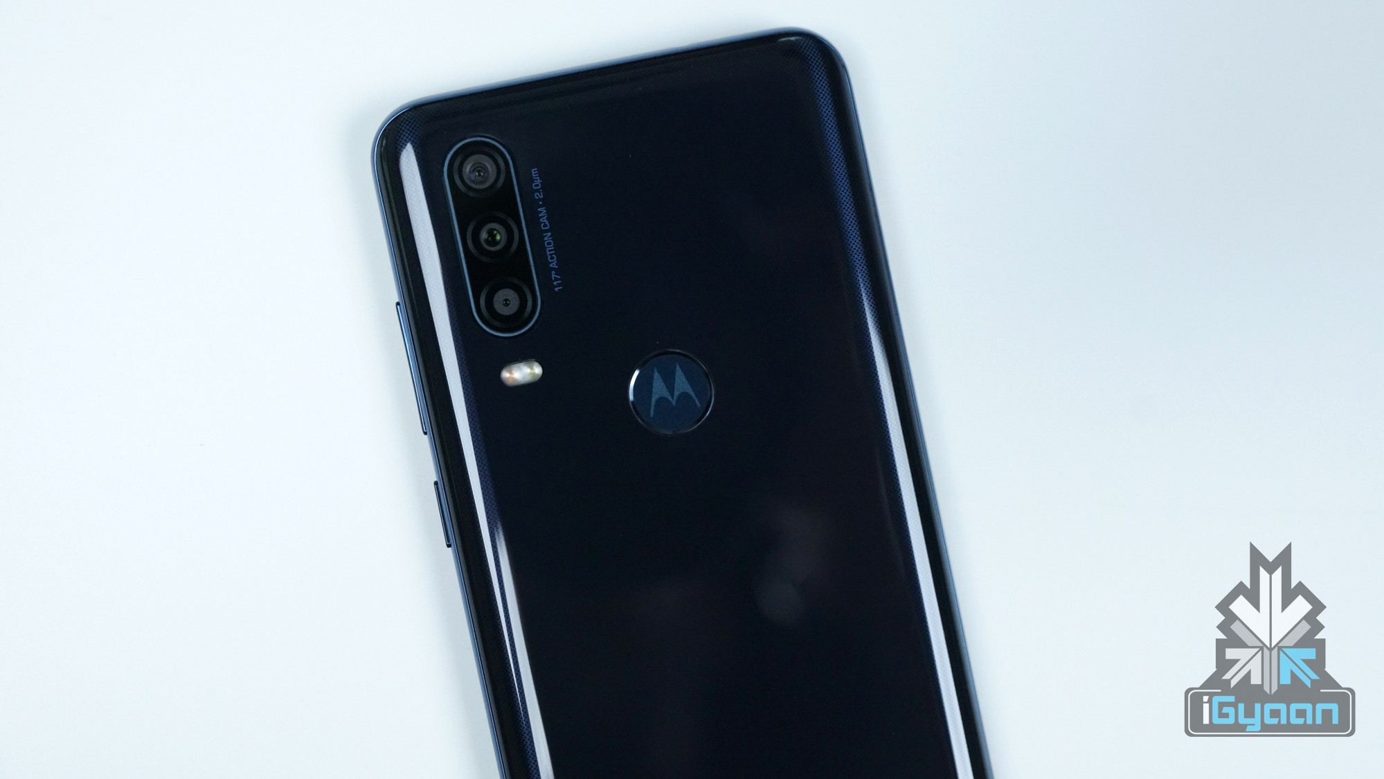 Motorola One Action Unboxing y Hands On 3