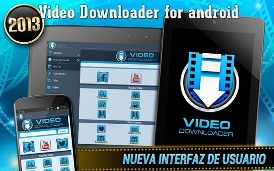 Video Downloader para Android