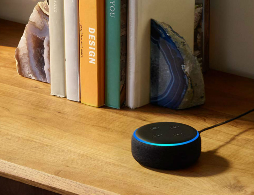 Amazon  Altavoz inteligente Echo Dot (3.a generación)