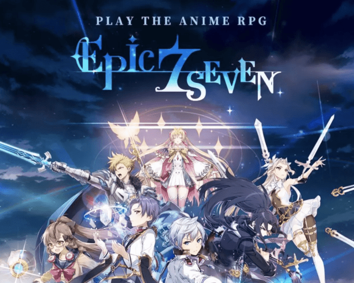 Descargar Epic Seven Game