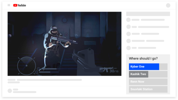 Stadia Crowd Choice