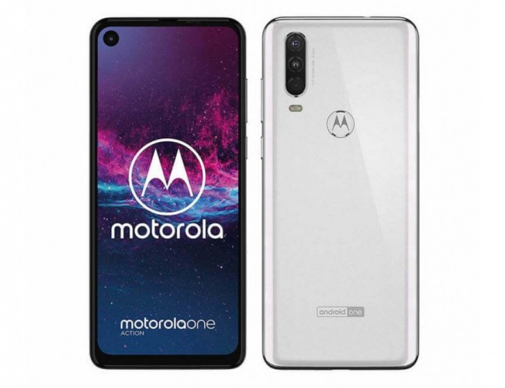 Motorola lanzará Moto One Action en India el 23 de agosto.
