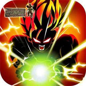 Dragon Shadow Battle Warriors Android 1 - Dragon Shadow Battle Warriors: Super Hero Legend v1.1.0 Apk - Truco sin publicidad