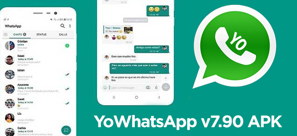 YoWhatsApp Latest Version v7.90 APK Descargar [YoWA Update]